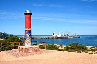 Thevenard, South Australia Town in South Australia