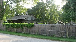 Lincoln Pioneer Village United States historic place
