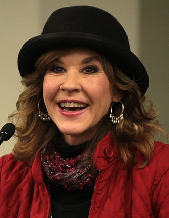 6th Golden Raspberry Awards - Image: Linda Blair 2014 Phoenix Comicon (cropped)