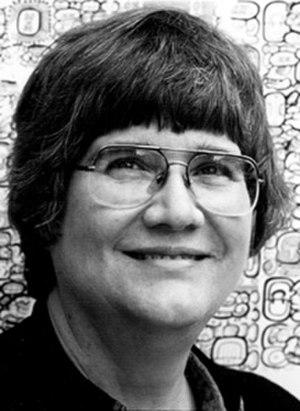 Linda Schele - Image: Linda Schele