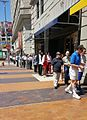Line to see Washington Week taping - Hanna Theatre (28375391221).jpg
