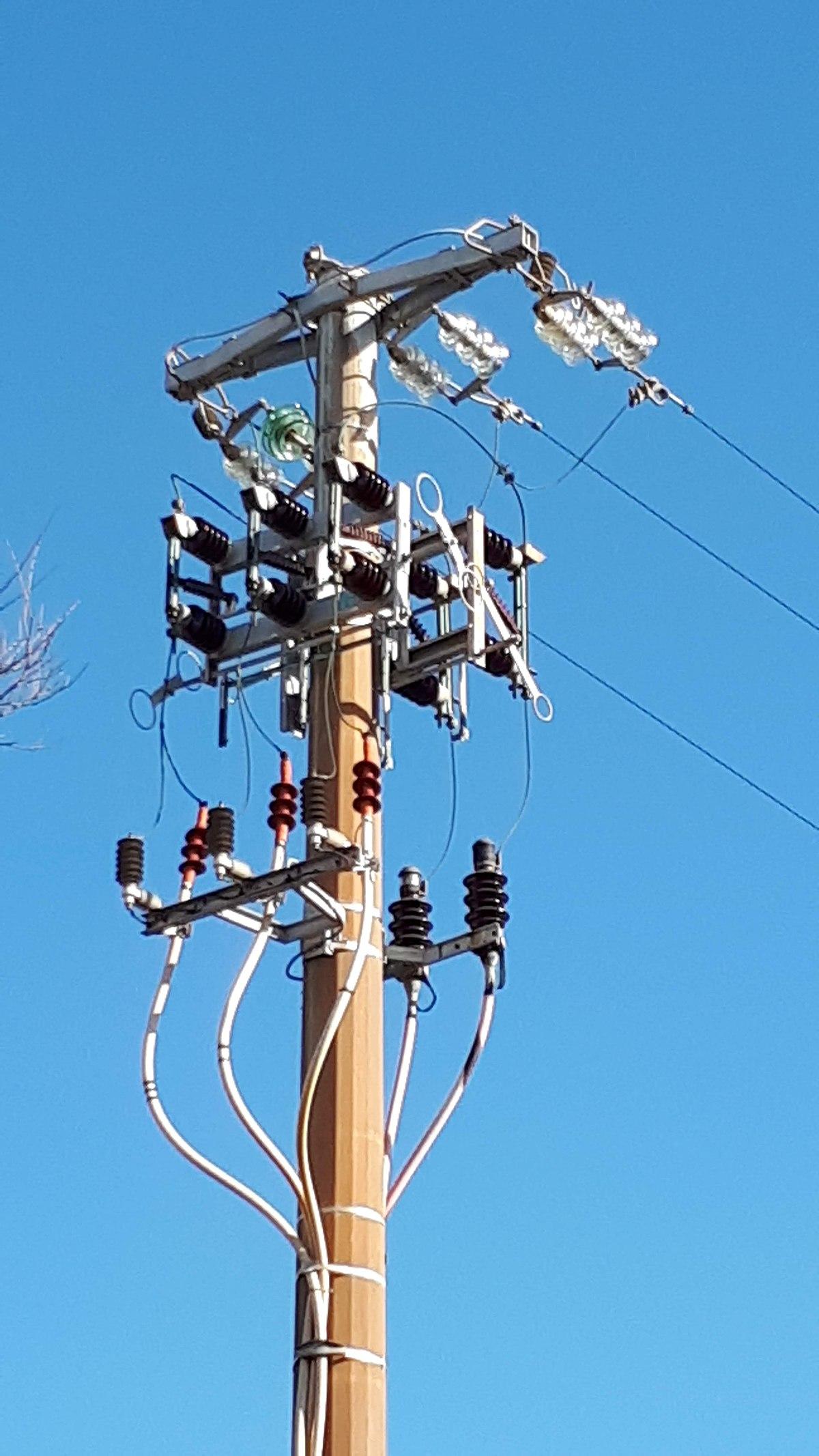 Distribuzione di energia elettrica - Wikipedia