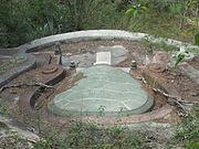 Lingshan Islamic Cemetery - turtle tomb - DSCF8492