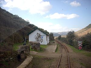 Linha do Tua Codecais train station flickr.jpg