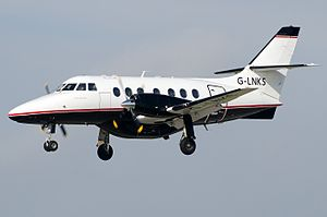 Linksair - British Aerospace BAe-3102 Jetstream 31.jpg