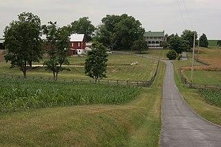 Linwood Historic District (Linwood, Maryland) United States historic place