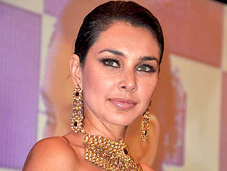 Lisa Ray - Ray at the launch of TLC Oh My Gold in 2012