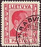 Lithuania 1936 MiNr410 B002a.jpg