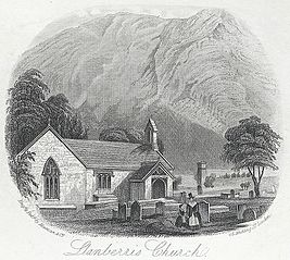 Llanberris Church