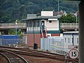 Llandudno Junction signal box - geograph.org.uk - 863280.jpg
