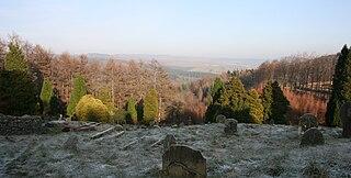 Ynysybwl village in Wales