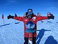 Llegada al Polo Sur de Albert Bosch.JPG