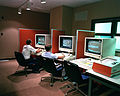 Located at Chambersburg, Pennsylvania. A view of a Computer Aided Manufacturing (CAD-CAM) system graphic terminals in use at Letterkenny Army Depot DA-SC-84-06770.jpg