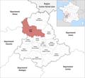 Locator map of Kanton Bellac.png