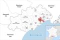 Locator map of Kanton Pignan 2019.png