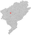 Locator map of Mamirolle.png