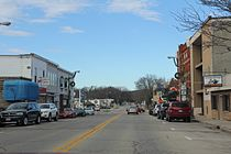 Lodi Wisconsin Downtown Looking North 1 WIS113.jpg