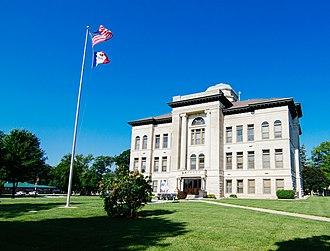 Logan, Iowa - Harrison County Courthouse