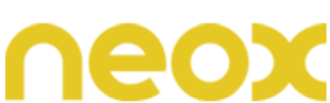Neox (TV channel) - Image: Logo neox 2014