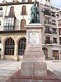 Loja (Granada)-Ramón María Narváez (presidente del Gobierno durante el reinado de Isabel II).JPG