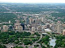 London, Ontario, Canada - The Forest City ovenfra.jpg