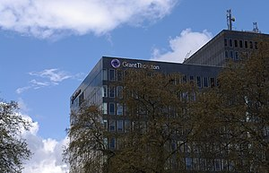 Grant Thornton International - Grant Thornton's UK headquarters in Euston, London.