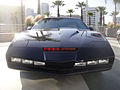 Long Beach Comic Expo 2012 - K.I.T.T. from Knight Rider (7186642948).jpg
