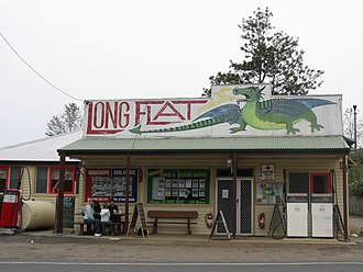 Long Flat, New South Wales - Long Flat General Store