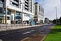 Looking east by Tallaght tram stop, Dublin - geograph.org.uk - 2586764.jpg