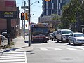 Looking south on Parliament at TTC vehicles, 2015 09 22 (6).JPG - panoramio.jpg
