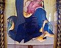 Lorenzo monaco, madonna dell'umiltà con stemma medici, 1415-20 ca. 03.JPG
