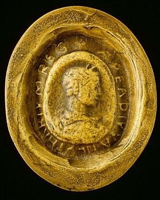 Duchy of Lorraine - Image: Lothair II of Lotharingia