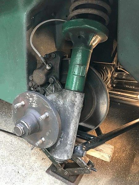 File:Lotus Elan Rear Suspension Hub.jpg