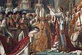 Louis david, consacrazione di napoleone I (incoronaz. dell'imp. giuseppina nella cattedrale di notre-dame, 2-12-1804), 1806-07, 06.jpg