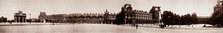 Louve paris france 1908