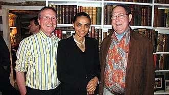 Global Greens - Marina Silva with Thomas Lovejoy and Stephen Schneider