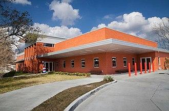 John Curtis Christian High School - Image: Lower School Educational Complex