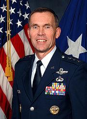 Lt Gen Jack Hudson official