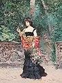 Ludovico Marchetti Elegante Dame im Park 1899.jpg