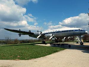 Lufthansa Lockheed L-1049G D-ALIN pic2.JPG
