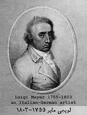 Luigi Mayer - Image: Luigi Mayer