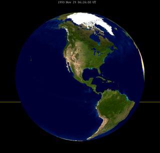 November 1993 Lunar Eclipse Wikipedia
