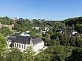 Luxemburg-Pfaffenthal, zicht vanaf Bock foto10 2017-05-26 09.06.jpg