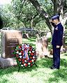 Lyndon Baines Johnson grave.jpg