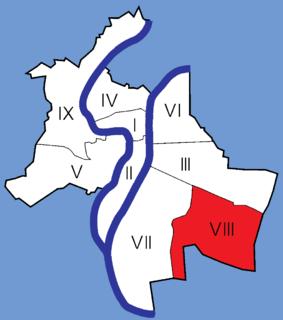 8th arrondissement of Lyon French municipal arrondissement in Rhône-Alpes, France