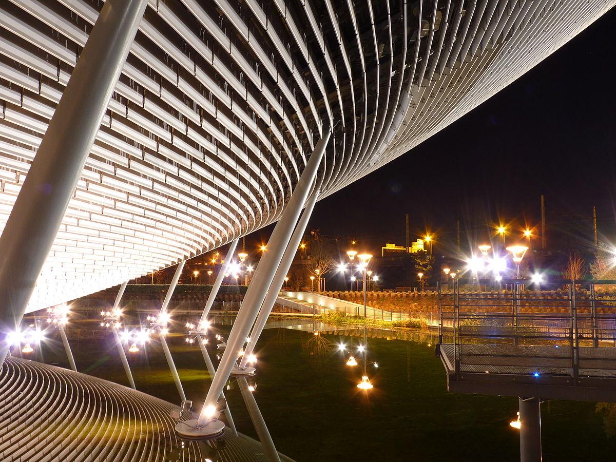Palais Des Congres De Lyon Wikipedia