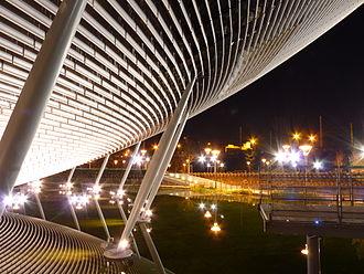 Palais des congrès de Lyon - The Salle 3000
