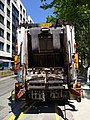 Lyon 6e - Camion-poubelle stationné rue Juliette Récamier 1 (mai 2019).jpg