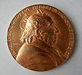 Médaille Centenaire de la naissance de Michel Eugène CHEVREUL (1780-1889) chimiste français. Graveur Oscar ROTY (1846-1911) (1).JPG