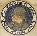 Médaillon Georges Pull, Cimetière du Montparnasse.jpg